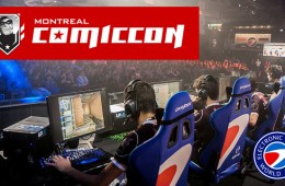 ESWC CSGO Canadian Qualifiers at Montreal Comiccon
