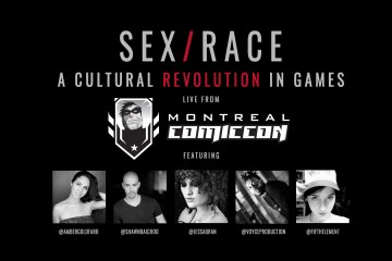 Sex/Race: A Cultural Revolution in Games Panel From Montreal Comiccon 2015
