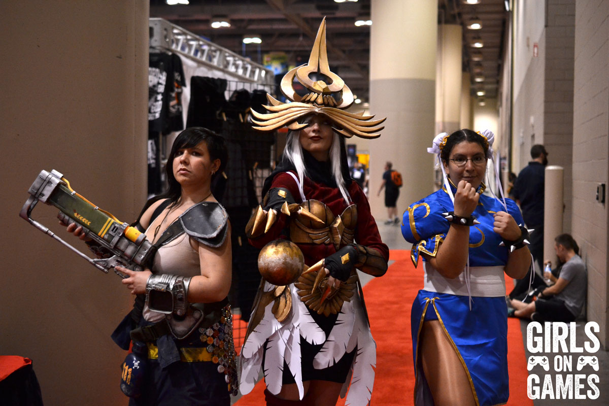 Cosplay at Fan Expo 2015