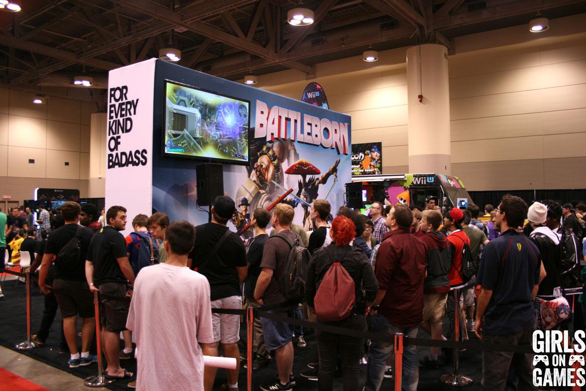 Battleborn at Fan Expo 2015