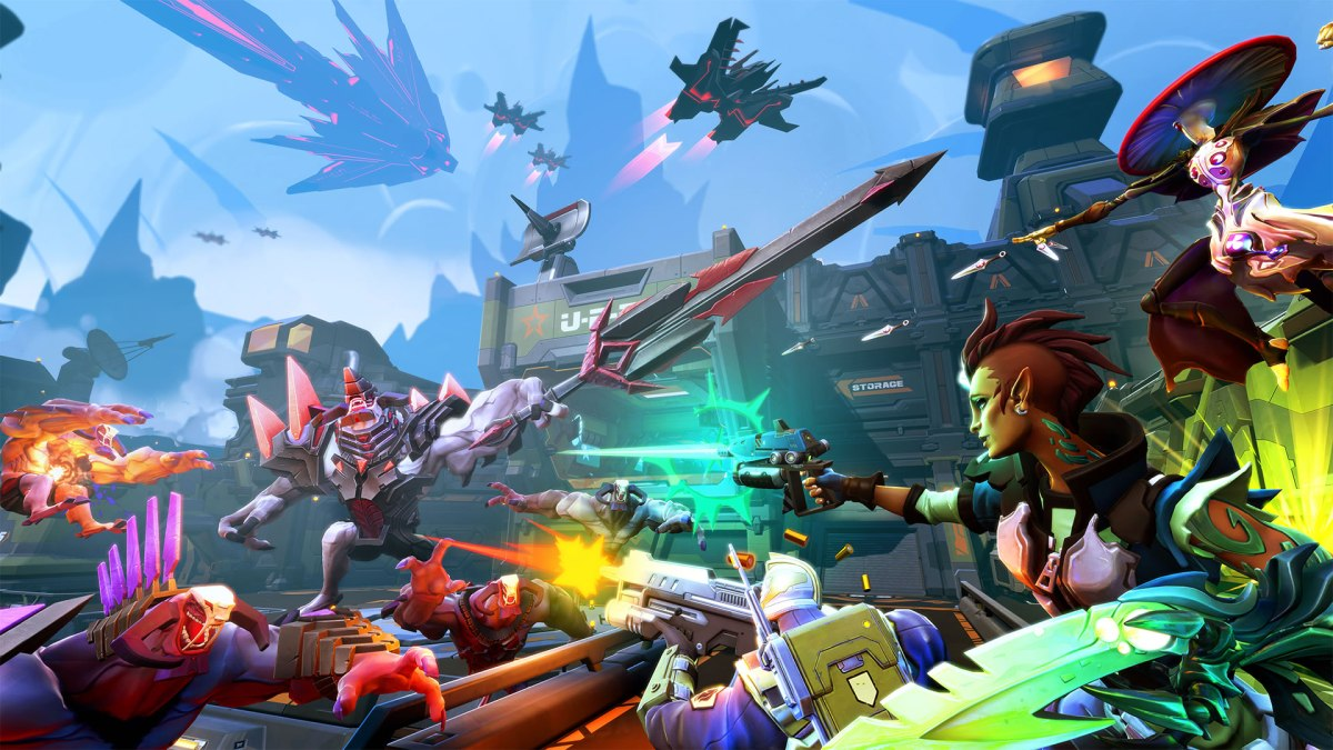 Battleborn (via 2K/Gearbox)