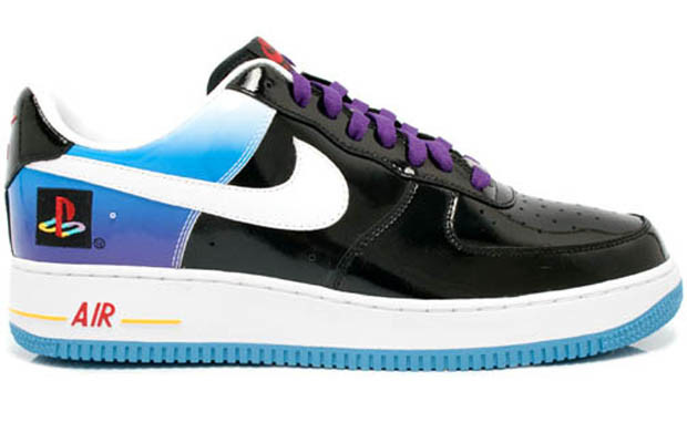 "Nike Air Force 1 ""Playstation 2 Edition"""