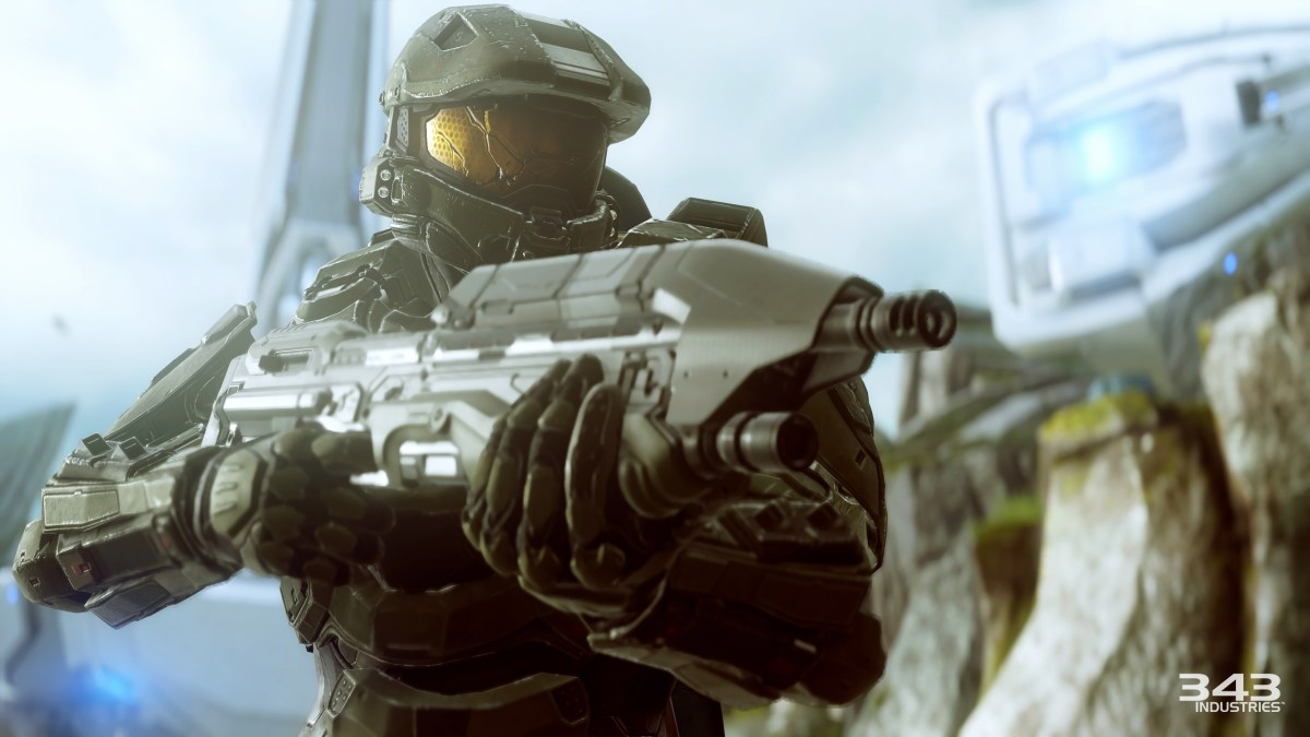Master Chief - Image by 343Industries