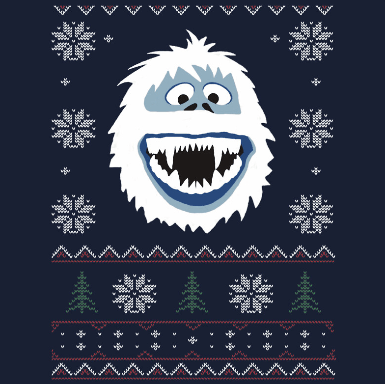 Bumble's Ugly Sweater