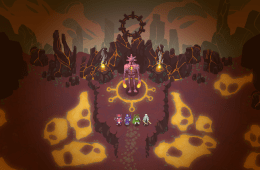 Moon Hunters screen from Kitfox Games