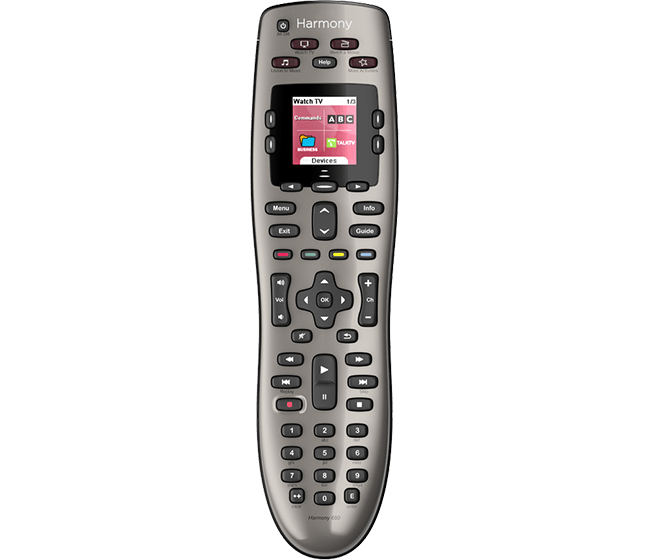 Harmony650 Remote