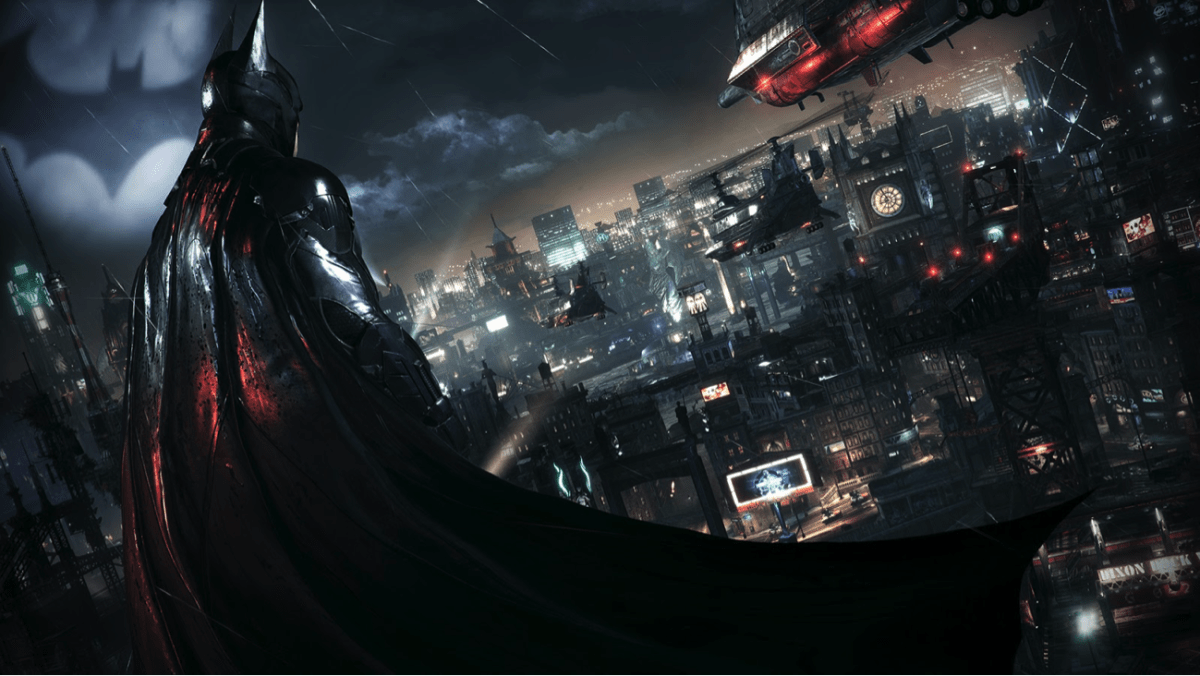Batman Arkham Knight - Image by Rocksteady Studios
