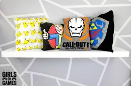 Geeky DIY Pillows Final