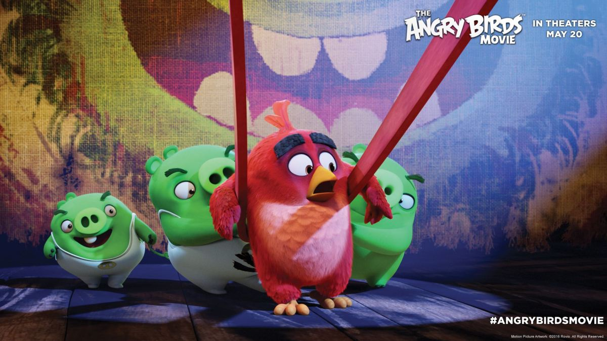 Angry Birds Sling Shot