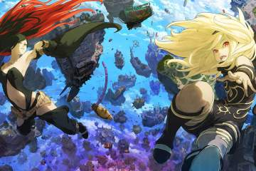Gravity Rush 2 Keyart via PlayStation