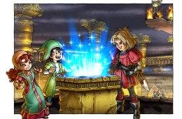 Dragon Quest VII Artwork
