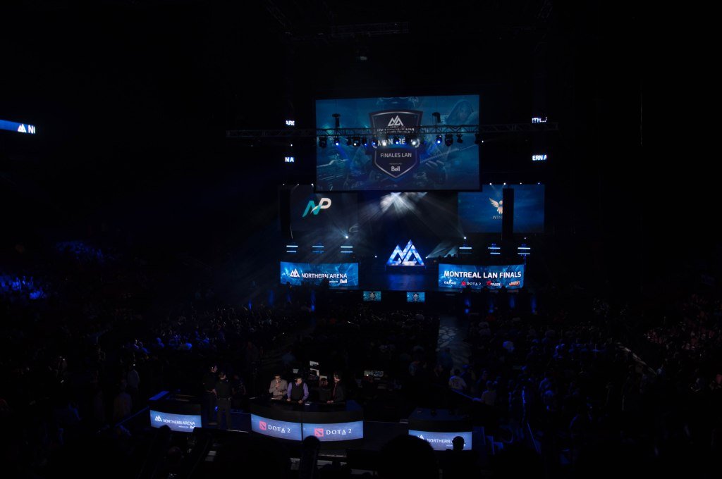 Northern Arena finals in Montreal