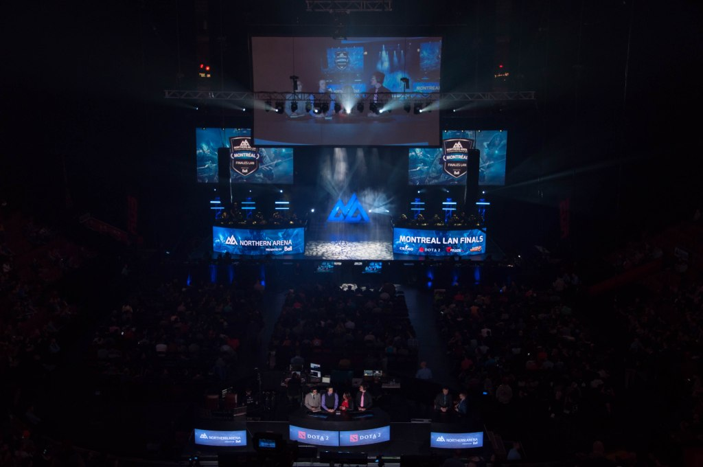Northern Arena Montreal DOTA2 Beat Invitational