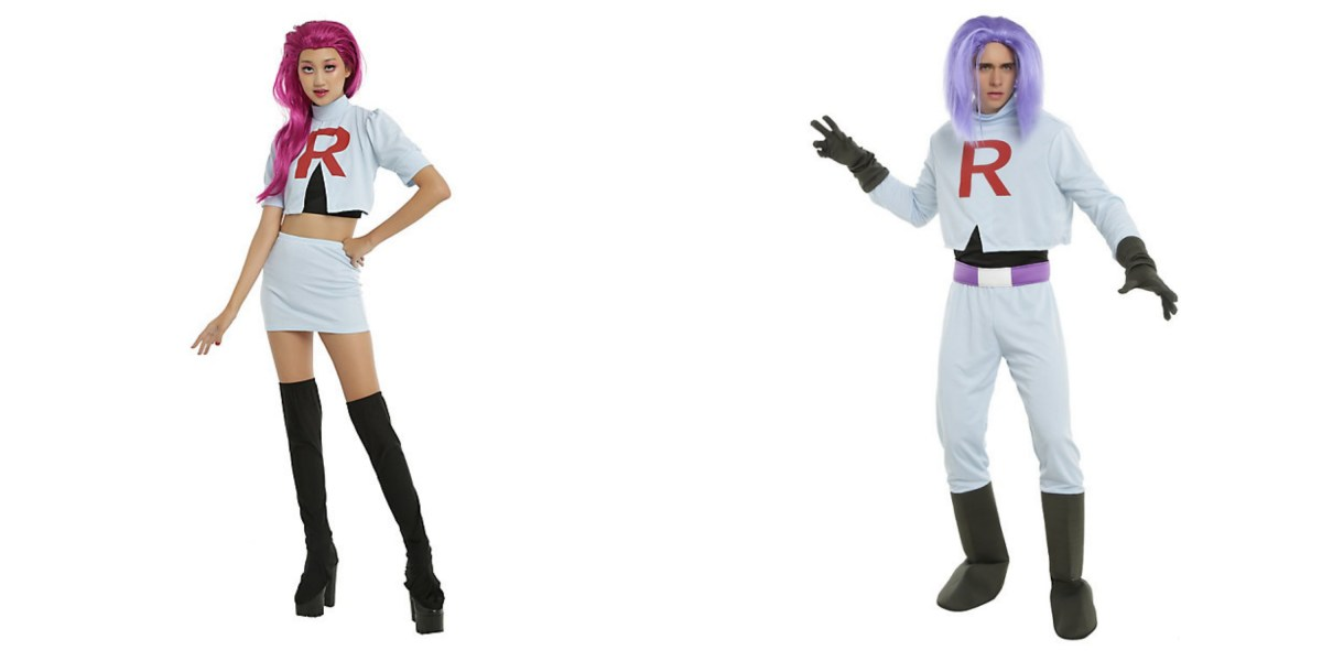 James and Jessie © Hot Topic