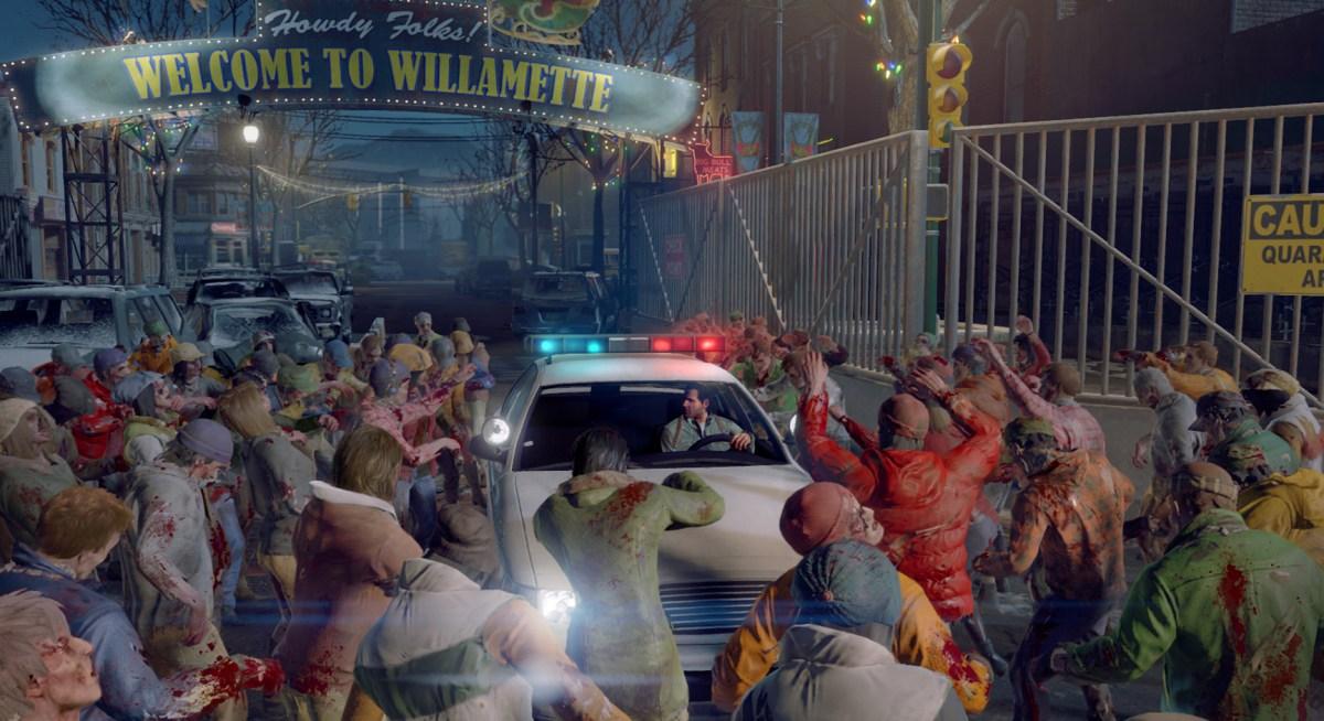 Willamette has Terrible Traffic (via XBOX)