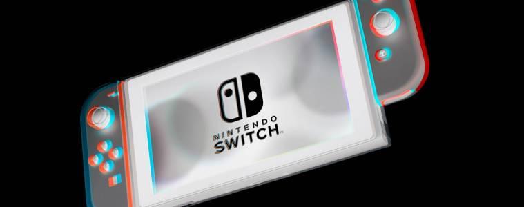 Nintendo Switch - inverted