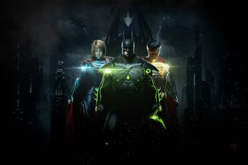 Injustice 2 Keyart (via NetherRealm Studios / WB Games)