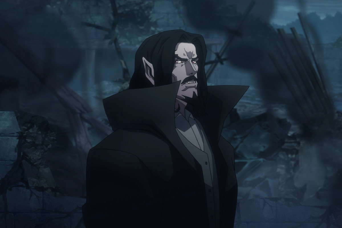 Dracula from Netflix's Castlevania