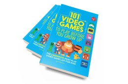 101 Video Games to Play Before You Grow Up: The unofficial must-play video game list for kids