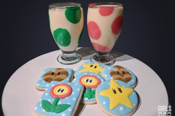 Power Up Nog & Cookies