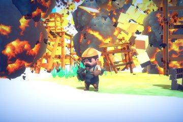 Cefore Screenshot (via Pixelz Games)
