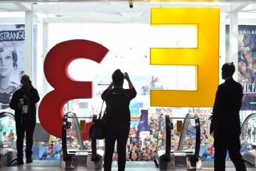 E3 2017 (Photo via official photo gallery)