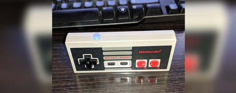 8bitdo N30 Mod Kit installed