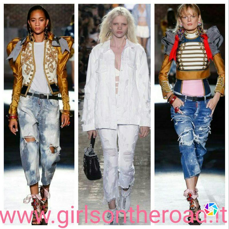 Avventuriero Salute gooey  W gli anni '90! Il Jeans strappato e' piu' attuale che mai!!! - Girls on  the Road