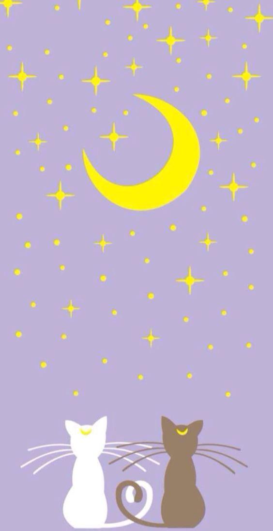 盯著月亮發呆也好美~20張《美少女戰士》系列桌布!想要可愛還浪漫隨你挑