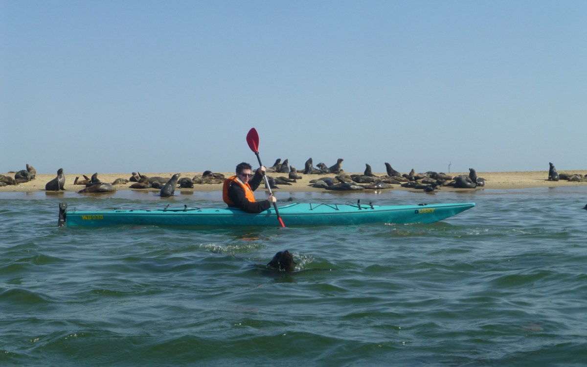 Walvis Bay_Kayak