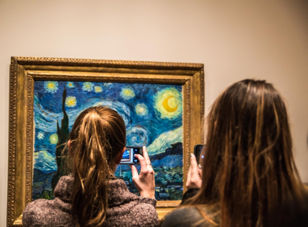 things to do in NYC - Starry Night MOMA New York City