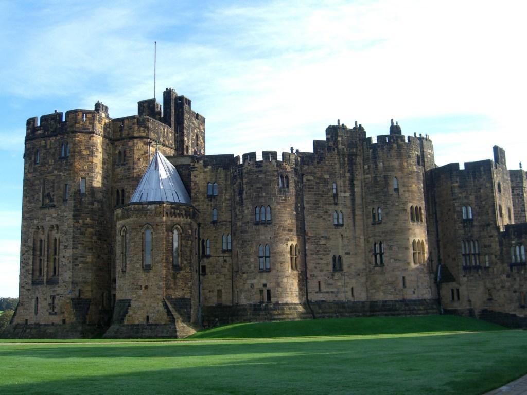 Hogwarts aka Alnwick Castle