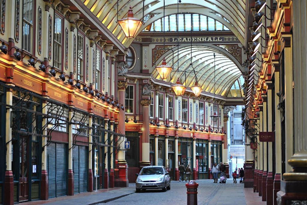 Leaden Market, London