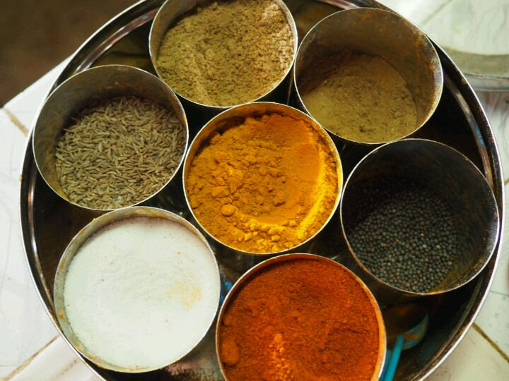 South Indian Dal Recipe - Spices - Girls vs Globe