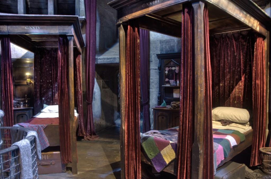 Gryffindor dormitories Harry Potter