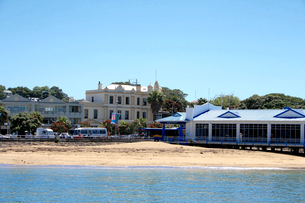 day trips from auckland - devonport