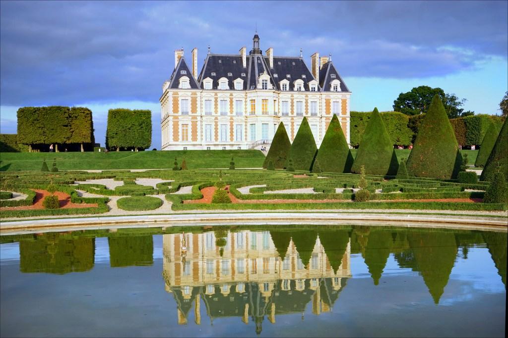 parc de sceaux et chateau