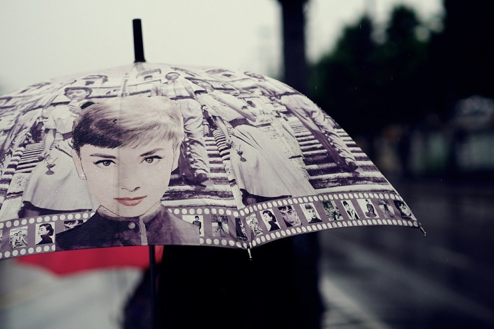 Umbrella, Rain