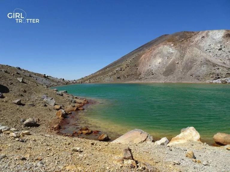 Randonnée Tongariro Alpine Crossing Nouvelle-Zélande- Girltrotter