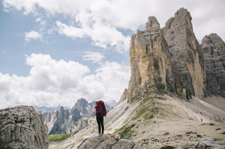 Quatre jours de roadtrip et bivouac dans les Dolomites