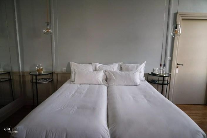 L'après-midi, Hôtel de Bouilhac à Montignac dans le Périgord