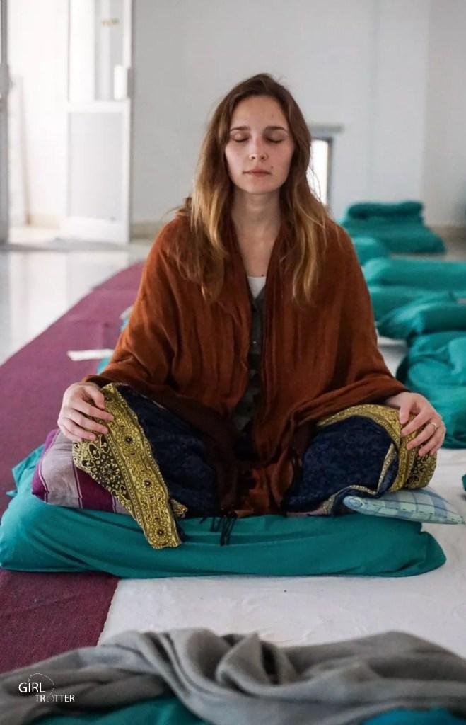 Retraite de méditation Vipassana en Inde