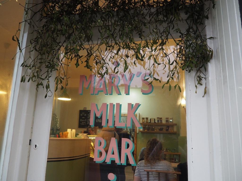 Mary's retro milk bar