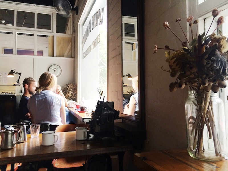 Melbourne's Coolest Cafes & Coffee Shops
