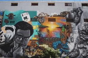 Street art in Noumea