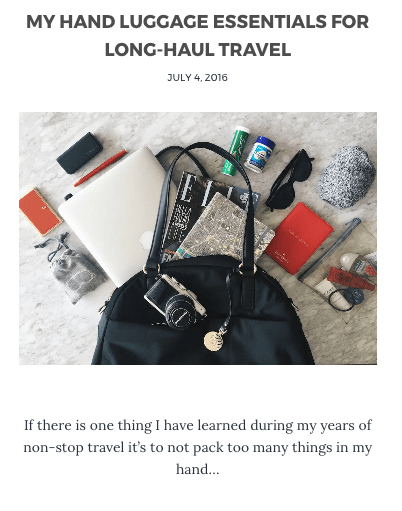 Lo & Sons Bag Review