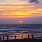 Sunset in Canggu Bali