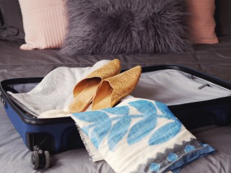 Stylish outfits for flying with Sassind Melbourne
