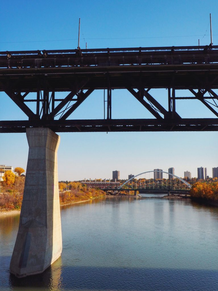 Cool things to do in Edmonton Alberta Canada