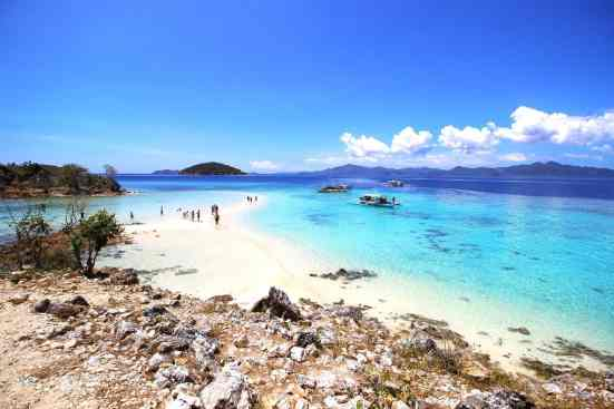The natural beauty of Coron, Philipines.